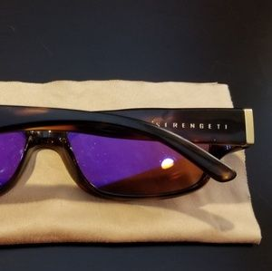 Serengeti Accessories - Serengeti Andros Polarized Tortoise Sunglass 6928